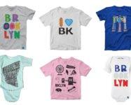 Brooklyn shirts for little Brooklynites