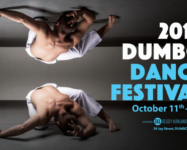 DUMBO Dance festival with kids program this weekend