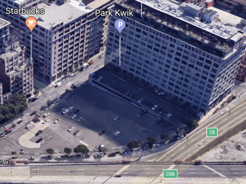 Developer buys Jehovah's Witnesses parking lot in DUMBO to build 26-story building