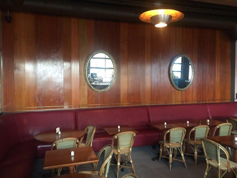 New nameless restaurant open in DUMBO