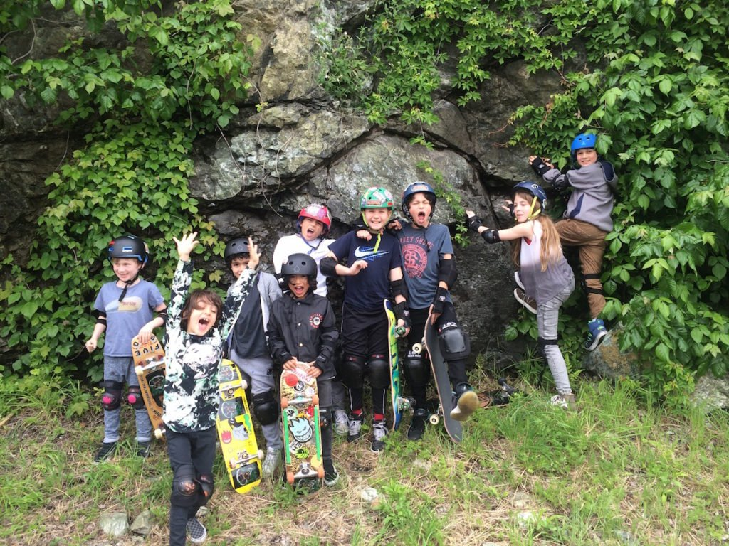 BBSC Skateboarding Summer Camp