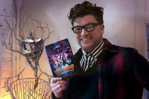 Meet creative DUMBO dad and children's book author Jonathan Arthur Ashley
