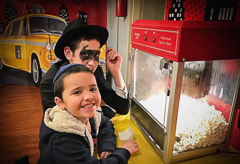 Purim parties for kids in Brooklyn