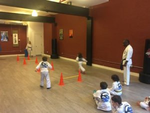 Dumbo Camp – A collaboration of Animation Camp and Balorette Martial Arts in DUMBO this summer! (sponsored)