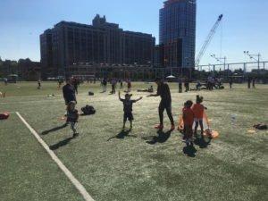 Soccer Shots spring enrollment now open for Pier 5 in Brooklyn Bridge Park (sponsored)
