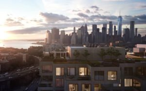 Sales for new DUMBO condo building launching this spring