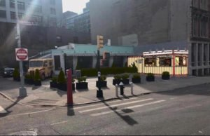 New oyster bar and ice cream stand proposed for Fulton Ferry Landing in DUMBO