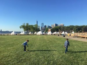 Governors Island opening for the 2019 season