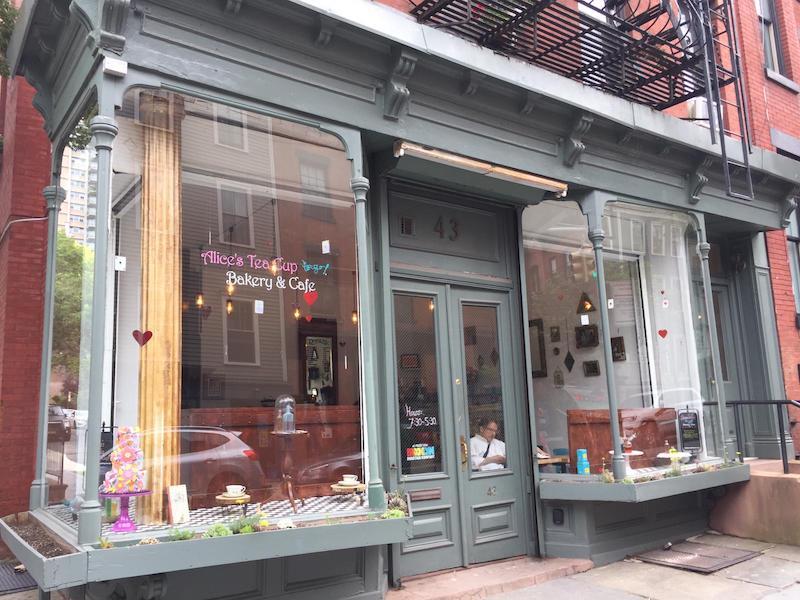 Alice's Tea Cup now open in Brooklyn Heights