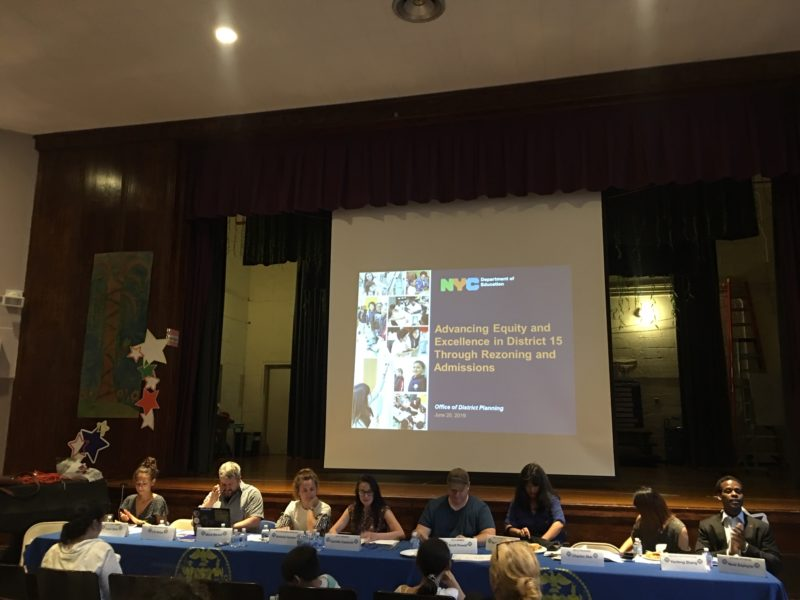 Two approaches for District 15 sub-district rezoning presented