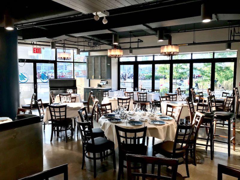 Michelin Star chef opens restaurant at Pier 5 in Brooklyn Bridge Park