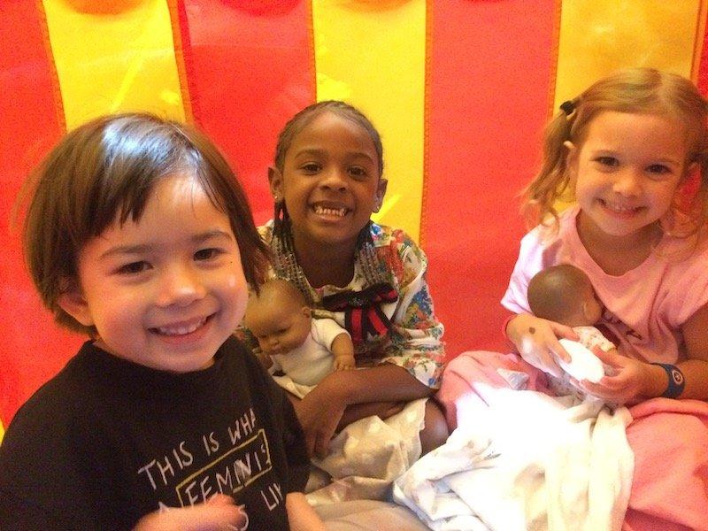 Building Bridges Preschool welcomes families on fall tours! (sponsored)