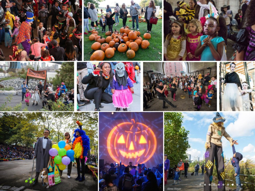 Brooklyn Heights Parade Halloween Pierpont Playground 2020 Brooklyn Bridge Parents