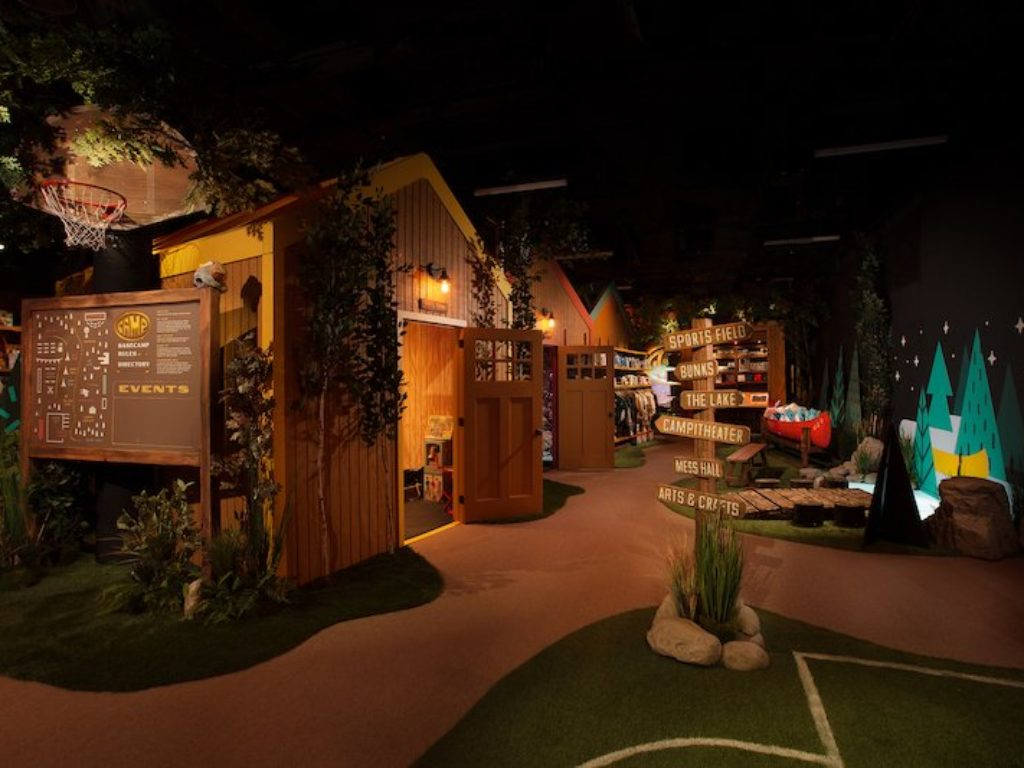 CAMP family experience store opening at City Point next week