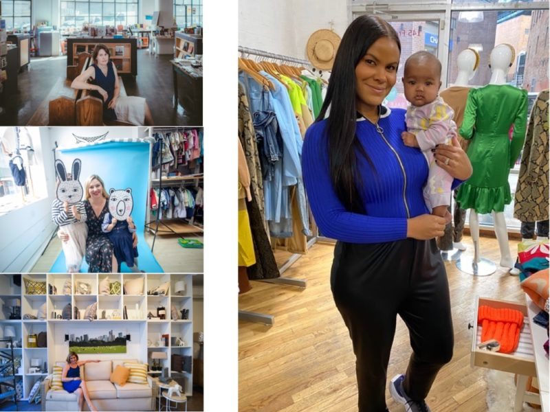 Holiday shopping guide in support of local mompreneurs