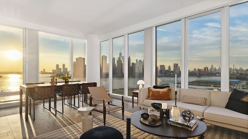 Quay Tower - Brooklyn Heights' Record Breaking Condominium Is Move In Ready (sponsored)