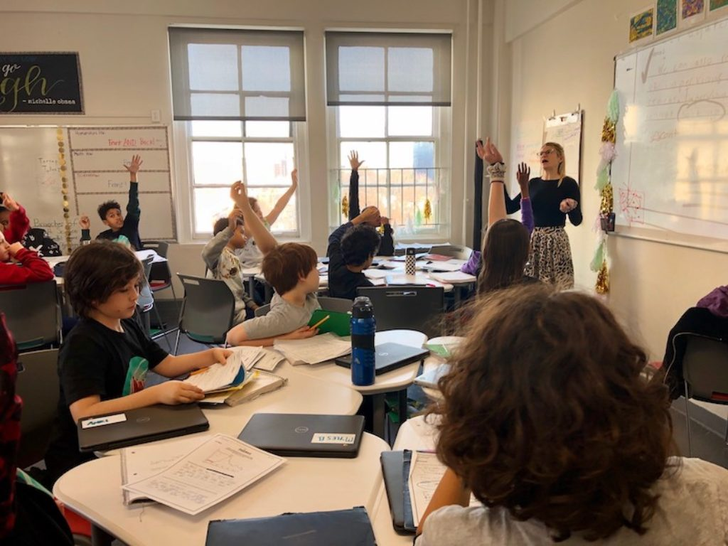 Brooklyn Independent: Middle School Done Right – Virtual Info Sessions Available! (sponsored)