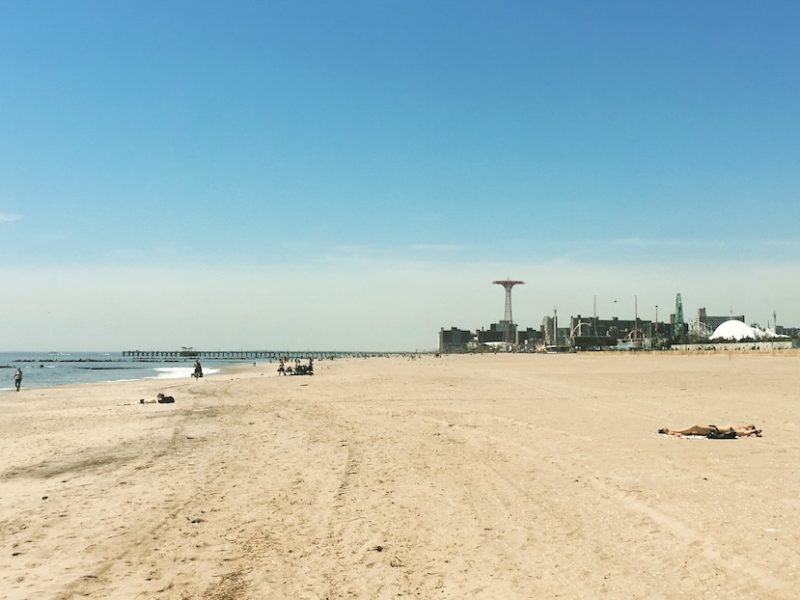 Brooklyn Corona news - Beach & School update, Open Street news