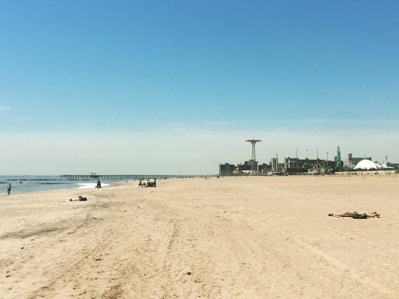 Brooklyn Corona news - Beach & School update, Open Street news