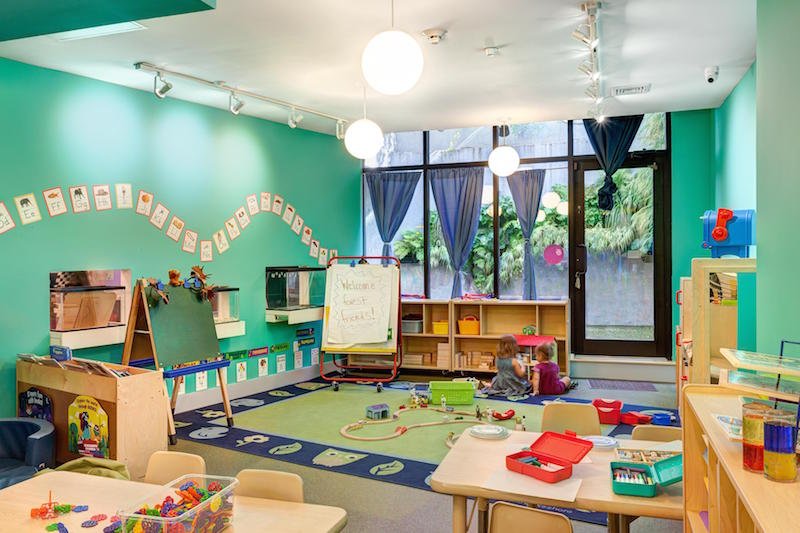 The Brooklyn Preschool of Science has limited open spots for September when they reopen (sponsored)