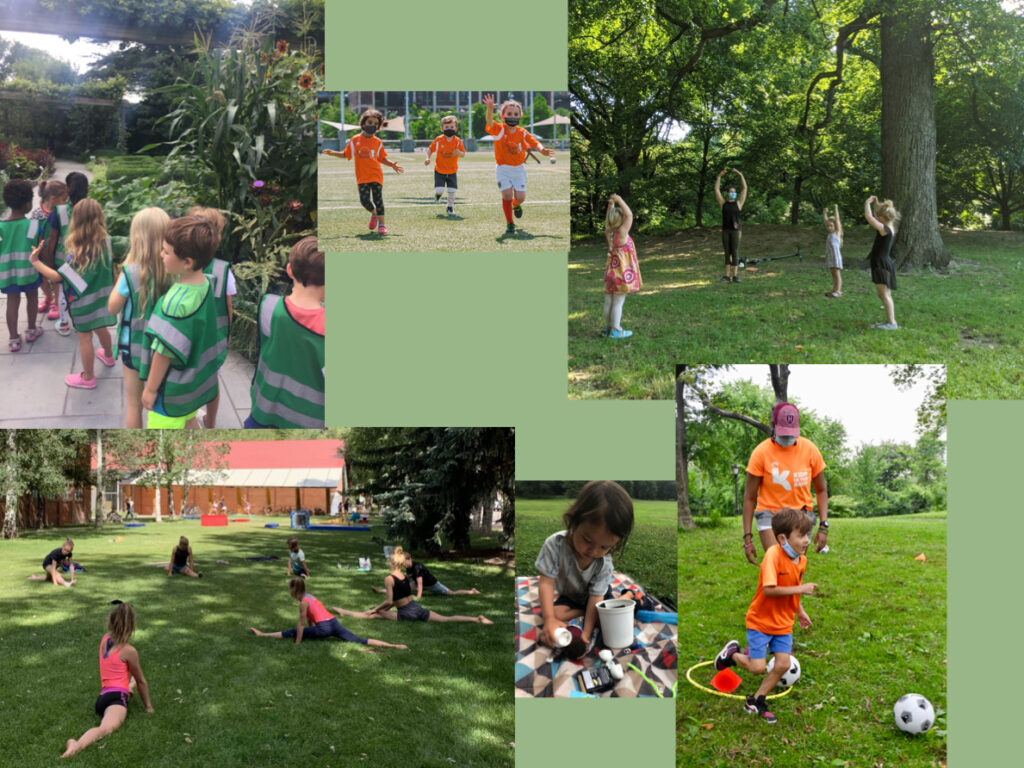 Outdoor classes and programs this fall in Brooklyn