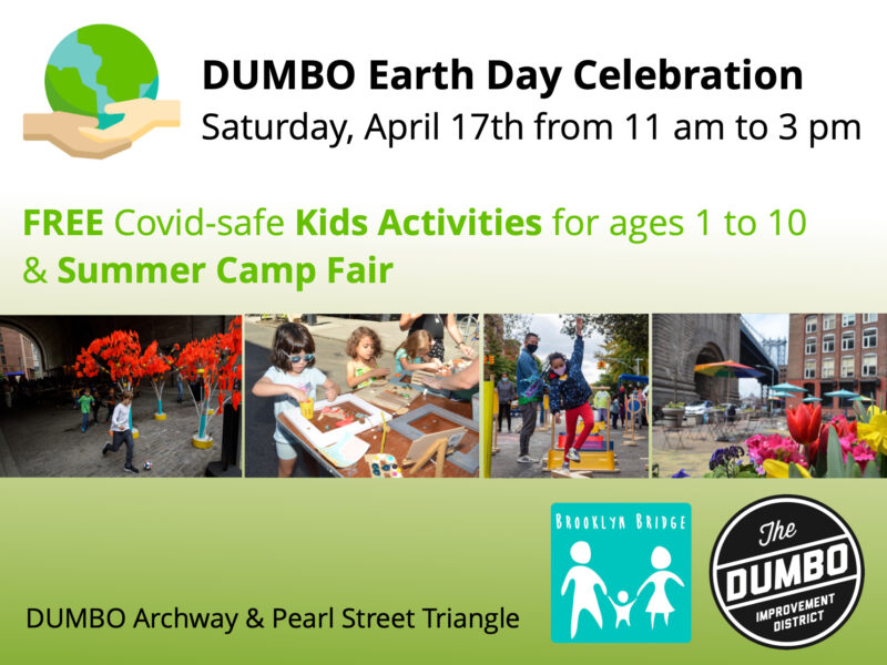 DUMBO Earth Day Celebration 4/17