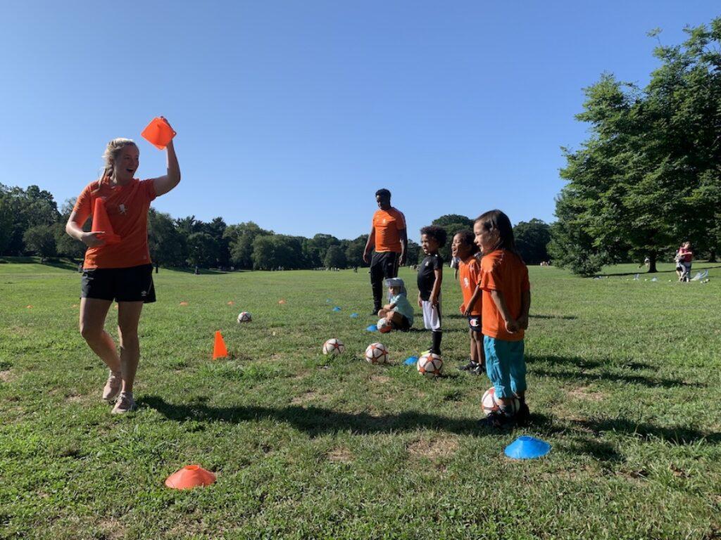 Kick Off the School year on Soccer Island! (sponsored)