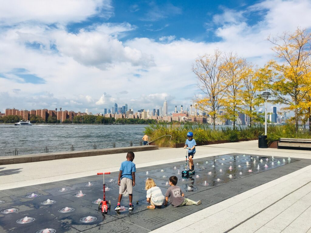 The transformation of the Williamsburg waterfront