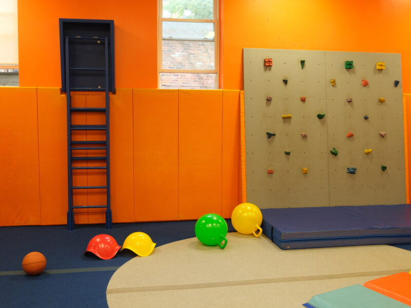 New combined coworking and child playspace in Carroll Gardens