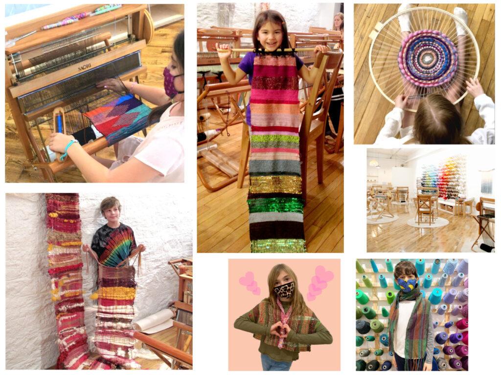 New after school program at weaving studio in DUMBO (sponsored)